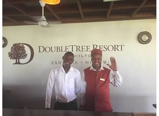Doubletree Nungwi